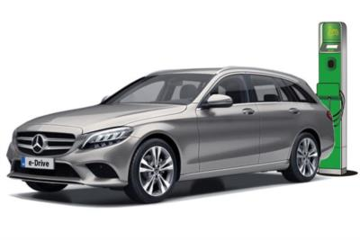 Mercedes Benz C Class Diesel Estate C300de AMG Line Edition Premium Plus 4dr 9G-Tronic Business Contract Hire 6x35 10000