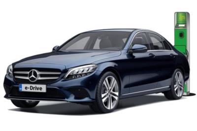 Mercedes Benz C Class Diesel Saloon C300de AMG Line Edition Premium Plus 4dr 9G-Tronic Business Contract Hire 6x35 10000