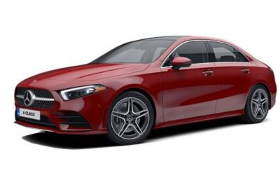 Mercedes Benz A Class Saloon A180 Sport 4dr Auto Business Contract Hire 6x35 10000