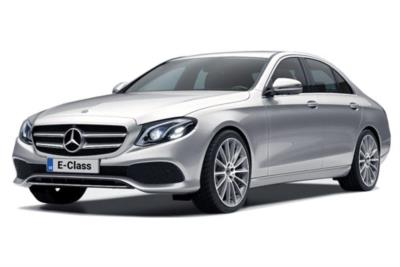 Mercedes Benz E Class Diesel Saloon E220d AMG Line Edition 4dr 9G-Tronic Business Contract Hire 6x35 10000
