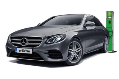 Mercedes Benz E Class Diesel Saloon E300de AMG Line Premium Plus 4dr 9G-Tronic Business Contract Hire 6x35 10000
