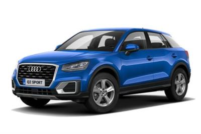Audi Q2 Diesel Estate 30 Tdi Sport 5dr S-Tronic Business Contract Hire 6x35 10000
