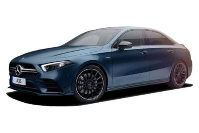 Mercedes Benz A Class AMG Saloon A35 4Matic Executive 5dr Auto Business Contract Hire 6x35 10000