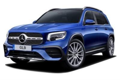 Mercedes Benz GLB Diesel Estate 220d 4Matic AMG Line Premium Plus 5dr 8G-Tronic Business Contract Hire 6x35 10000
