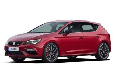 Seat Leon Hatchback 2.0 Tsi 290 Cupra Lux [EZ] 5dr DSG Business Contract Hire 6x35 10000