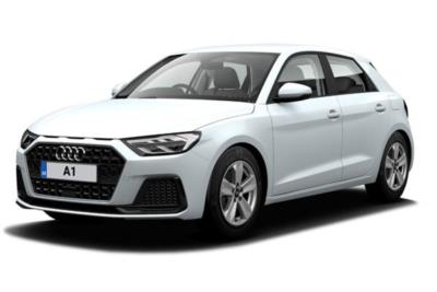 Audi A1 Sportback 25 Tfsi Technik 5dr Business Contract Hire 6x35 10000