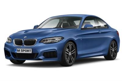 Bmw 2 Series Diesel Coupe 218d M Sport 2dr (Nav) Step Auto Business Contract Hire 6x35 10000