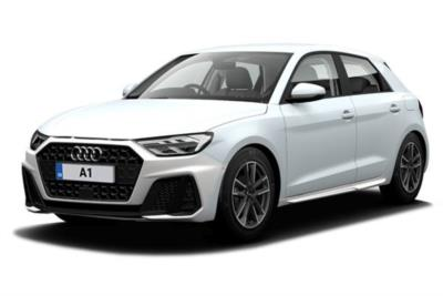 Audi A1 Sportback 35 Tfsi Vorsprung 5dr S-Tronic Business Contract Hire 6x35 10000