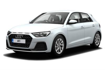 Audi A1 Sportback 25 Tfsi Sport 5dr S-Tronic [Tech Pack] Business Contract Hire 6x35 10000