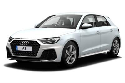 Audi A1 Sportback 25 Tfsi S Line 5dr S-Tronic [Tech Pack] Business Contract Hire 6x35 10000