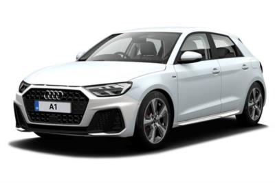 Audi A1 Sportback 40 TFSI S Line Competition 5dr S-Tronic Business Contract Hire 6x35 10000