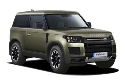 Land Rover Defender Diesel Estate 2.0 D200 S 110 5dr Auto Business Contract Hire 6x35 10000