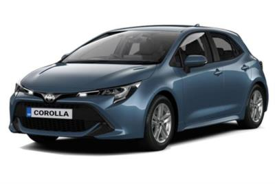 Toyota Corolla Hybrid Hatchback 1.8 VVTi Hybrid Icon Tech 5dr CVT Business Contract Hire 6x35 10000