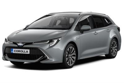 Toyota Corolla Touring Sport 2.0 VVTi Hybrid Excel 5dr CVT [JBL] Business Contract Hire 6x35 10000