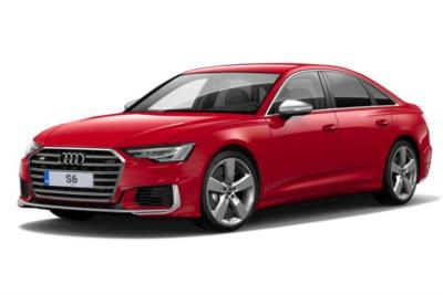 Audi A6 Diesel Saloon S6 Tdi 349 Quattro 4dr Tiptronic [Comfort and Sound Pack] Business Contract Hire 6x35 10000