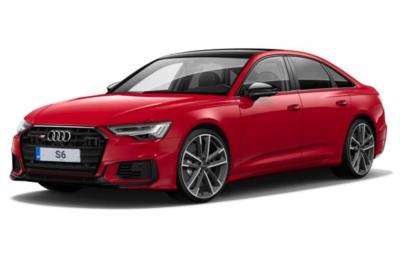 Audi A6 Diesel Saloon S6 Tdi 349 Quattro Vorsprung 4dr Tiptronic Business Contract Hire 6x35 10000