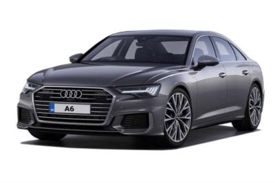 Audi A6 Saloon 55 Tfsi Quattro Black Edition 4dr S-Tronic [Tech Pack] Business Contract Hire 6x35 10000
