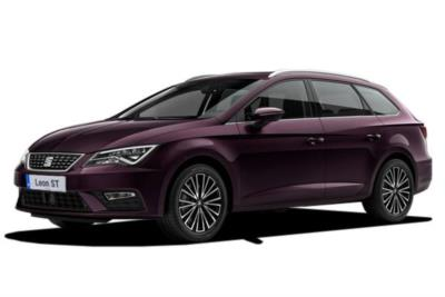Seat Leon Diesel Estate 2.0 Tdi 150 FR Black Edition [EZ] 5dr Business Contract Hire 6x35 10000