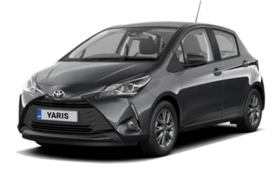 Toyota Yaris Hatchback 1.0 [72] Vvt-i Icon Tech 5dr Business Contract Hire 6x35 10000