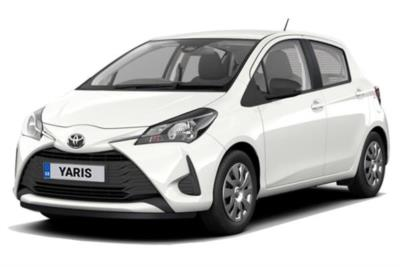 Toyota Yaris Hatchback 1.0 [72] Vvt-i Active 5dr Business Contract Hire 6x35 10000