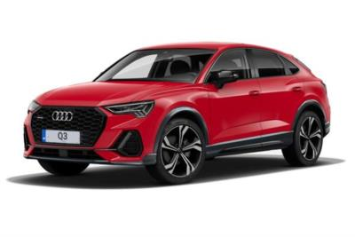 Audi Q3 Sportback Special Editions 35 Tdi Edition 1 5dr S-Tronic [Comfort and Sound Pack] Business Contract Hire 6x35 10000
