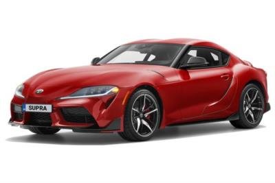 Toyota Supra Coupe 3.0 Pro 3dr Auto Business Contract Hire 6x35 10000