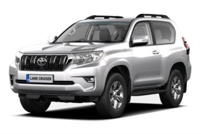 Toyota Land Cruiser Diesel Sw 2.8 D-4d Active 3dr Auto [5 Seats] Business Contract Hire 6x35 10000