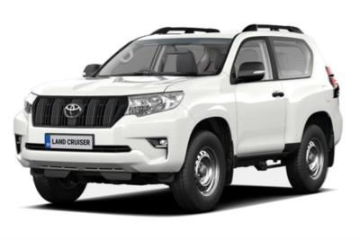 Toyota Land Cruiser Diesel Sw 2.8 D-4d Utility 3dr 6Mt [5 Seats] Business Contract Hire 6x35 10000