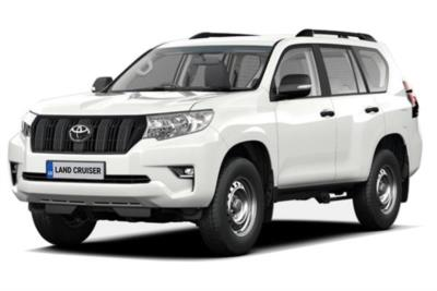 Toyota Land Cruiser Diesel Sw 2.8 D-4d Utility 5dr 6Mt [5 Seats] Business Contract Hire 6x35 10000