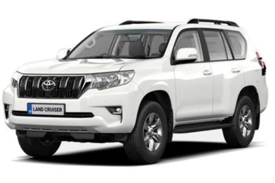 Toyota Land Cruiser Diesel Sw 2.8 D-4d Active 5dr Auto [5 Seats] [Nav] Business Contract Hire 6x35 10000
