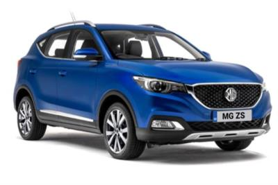 MG ZS Hatchback 1.5 VTi-Tech Excite 5dr Business Contract Hire 6x35 10000