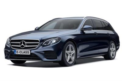Mercedes Benz E Class Diesel Estate E400d 4Matic AMG Line Night Edition 5dr 9G-Tronic Business Contract Hire 6x35 10000