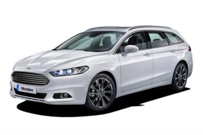 Ford Mondeo Diesel Estate 2.0 EcoBlue 190 Titanium Edition 5dr Powershift Business Contract Hire 6x35 10000