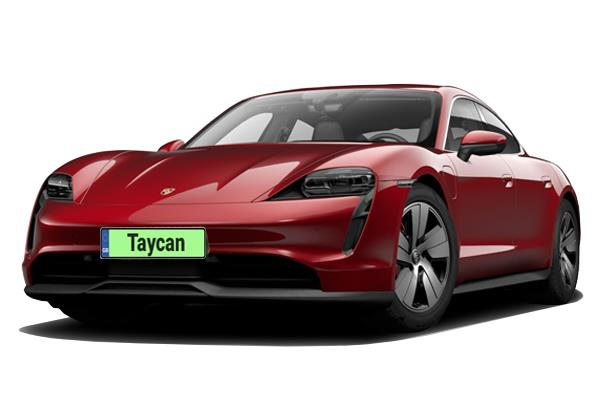 Porsche Taycan Saloon 420kW 4S 93kWh 4dr Auto Business Contract Hire 6x35 10000