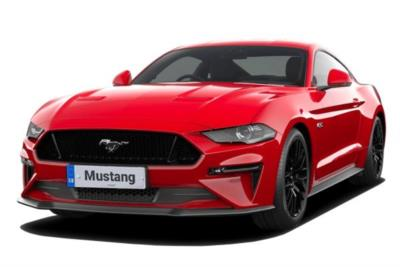 Ford Mustang Convertible 5.0 V8 440 GT [Custom Pack 4] 2dr Auto Business Contract Hire 6x35 10000