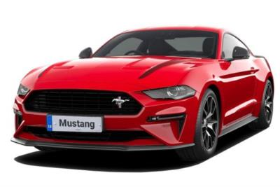 Ford Mustang Convertible 2.3 EcoBoost 270 [Custom Pack 2] 2dr Business Contract Hire 6x35 10000