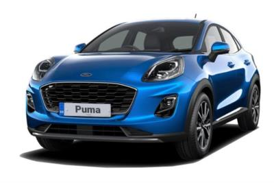 Ford Puma Hatchback 1.0 EcoBoost Hybrid mHEV 155 ST-Line 5dr Business Contract Hire 6x35 10000