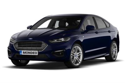 Ford Mondeo Diesel Estate 2.0 EcoBlue Zetec Edition 5dr Powershift Business Contract Hire 6x35 10000