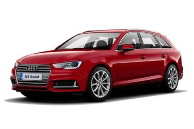 Audi A4 Avant 35 TFSi Black Edition 5dr Business Contract Hire 6x35 10000