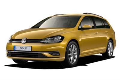 Volkswagen Golf Estate 1.5 Tsi EVO 150 Match Edition 5dr Business Contract Hire 6x35 10000