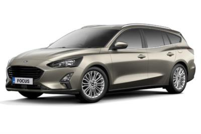 Ford Focus Estate 1.0 EcoBoost 125 Titanium 5dr Auto Business Contract Hire 6x35 10000