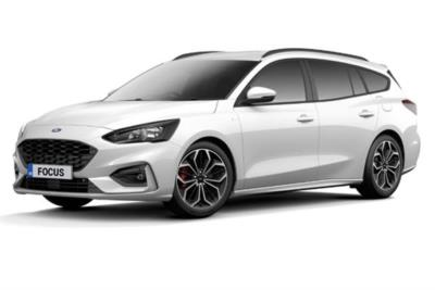 Ford Focus Estate 1.0 EcoBoost 125 ST-Line X 5dr Auto Business Contract Hire 6x35 10000