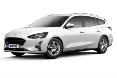 Ford Focus Estate 1.0 EcoBoost 125 Zetec Nav 5dr Auto Business Contract Hire 6x35 10000