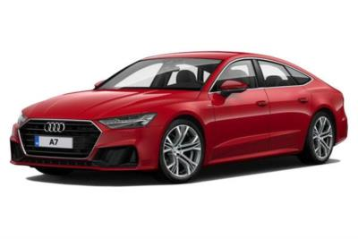 Audi A7 Sportback 45 Tfsi Quattro Black Edition 5dr S Tronic Business Contract Hire 6x35 10000