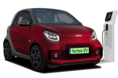 Smart ForTwo Electric Coupe Special Editions 60kW EQ Edition Nightsky 17kWh 5dr Auto [22kWCh] Business Contract Hire 6x35 10000