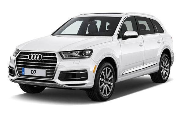 Audi Q7 Estate 55 Tfsi Quattro S Line 5dr Tiptronic Business Contract Hire 6x35 10000
