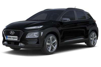 Hyundai Kona Hatchback 1.6 Gdi Hybrid Premium 5dr DCT Business Contract Hire 6x35 10000
