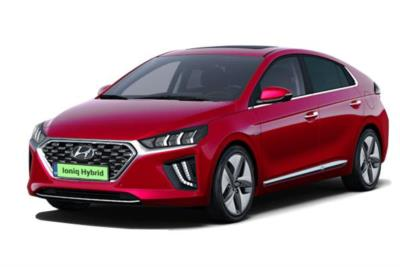 Hyundai Ioniq Hybrid Hatchback 1.6 GDI Hybrid Premium SE Connect 5dr DCT Business Contract Hire 6x35 10000