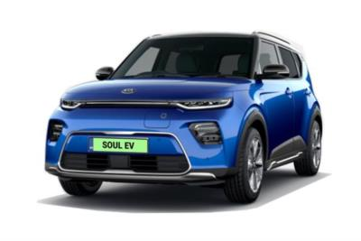 Kia Soul Electric Hatchback 150kW First Edition 64kWh 5dr Auto Business Contract Hire 6x35 10000