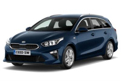 Kia Ceed Station Wagon 1.0T GDi ISG 2 Nav 5dr Business Contract Hire 6x35 10000